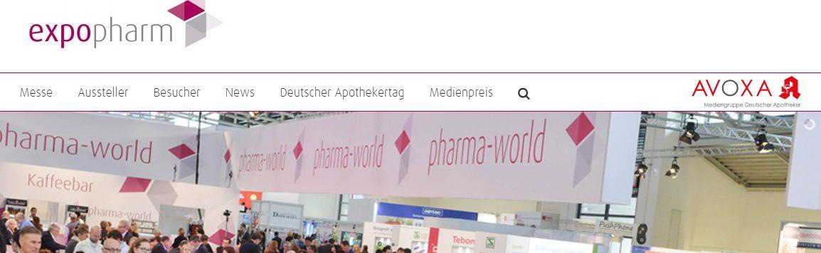 Expopharm 2018 in München